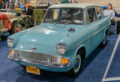 DSC05273 (jhallen59) Tags: philadelphia philly autoshow 1967 ford anglia 105e harrypotter
