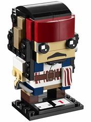 LEGO BrickHeadz 41593 Captain Jack Sparrow (hello_bricks) Tags: toyfair toy toys lego brickheadz jacksparrow salazar pirates pirate piratesdescaraibes piratesofthecarribean potc