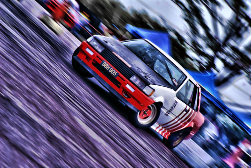 HDR Drift 5