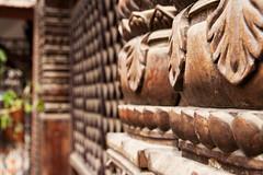 (Pug!) Tags: wood nepal freeassociation asia carving kathmandu thamel kathesimbhustupa