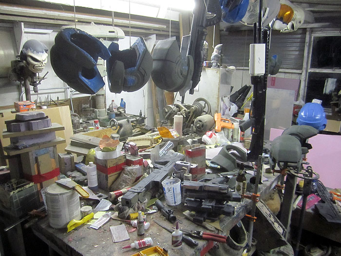 Workshop Mess 3