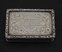 Snuff box (Enlightenment!) Tags: