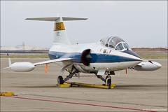 NASA 825 (eugene.photo) Tags: california nasa airports lockheed f104 starfighter nuq 5939 tf104g knuq moffettfederalairfield n825na 6613628 gaf2809