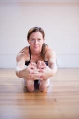 Paschimottana (pbkwee) Tags: cambridge newzealand yoga hall waikato balanceyoga httpfbmepeterbryantphotography