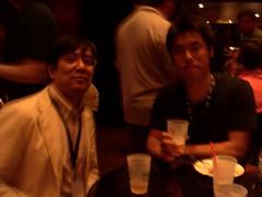 Yamguchi-san and Okazaki-san