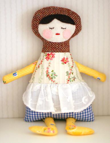 Ruby Doll a