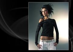 HAIR-STYLIST (Francesco Carta) Tags: light fashion studio model soft fuji flash stud sinar bowens