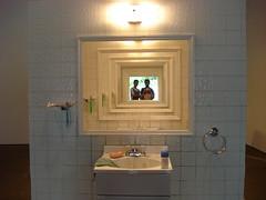 Espelho infinito (William Becher) Tags: portoalegre bienal cais rbs gasometro caisdoporto noar mercosul