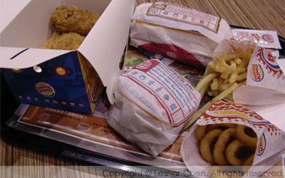 高熱量食物