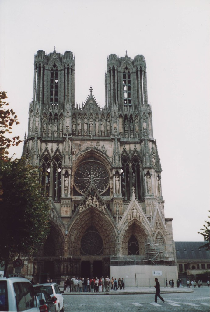 Reims - 26th August