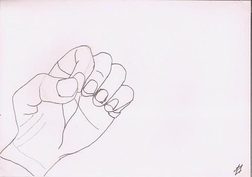 Left hand 2