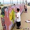 the wall (Lucid Optic Lab) Tags: ca venicebeach graffitipit