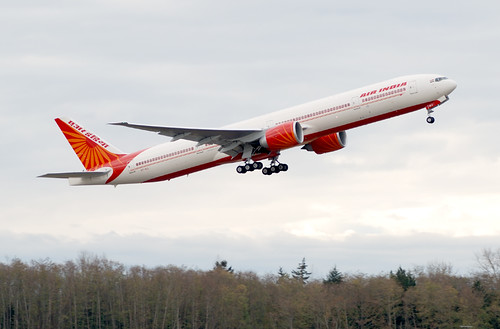 Air India 777-300ER VT-ALL by MitRebuad, on Flickr