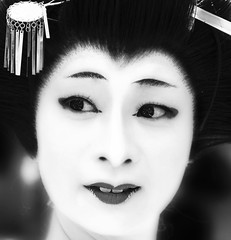 goddess (ajpscs) Tags: people classic japan japanese tokyo traditional goddess geiko geisha mysterious  nippon  legend immortal timeless  dramaticportraits  ajpscs geiperformingartsshaperson femalejapaneseentertainers