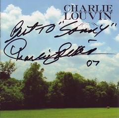 Charlie Louvin's Latest CD.