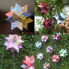 Giramundo: uma energia em cada cor... (Carla Cordeiro) Tags: mbile giramundo estreladafelicidade rhombichexecontahedron
