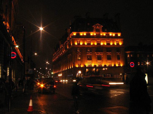 London - The Ritz Hotel