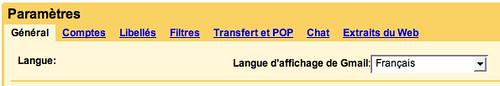 Gmail Français