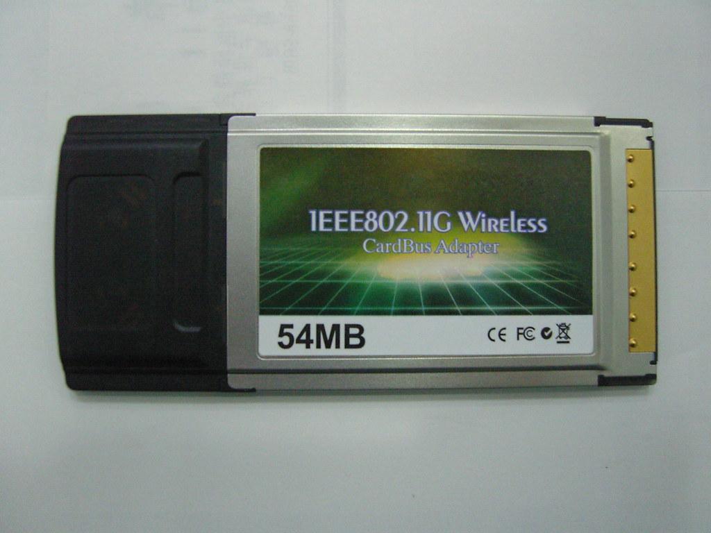 54mb wireless lan card