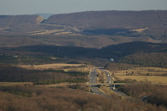 I-68 and Sideling Hill