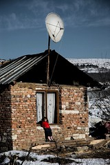 satellites (janchan) Tags: poverty portrait house roma kids retrato documentary bulgaria ghetto ritratto rom satellitedish reportage povert pobreza gitanos zingari samokov tzigani whitetaraproductions thebestofday gnneniyisi mahalata