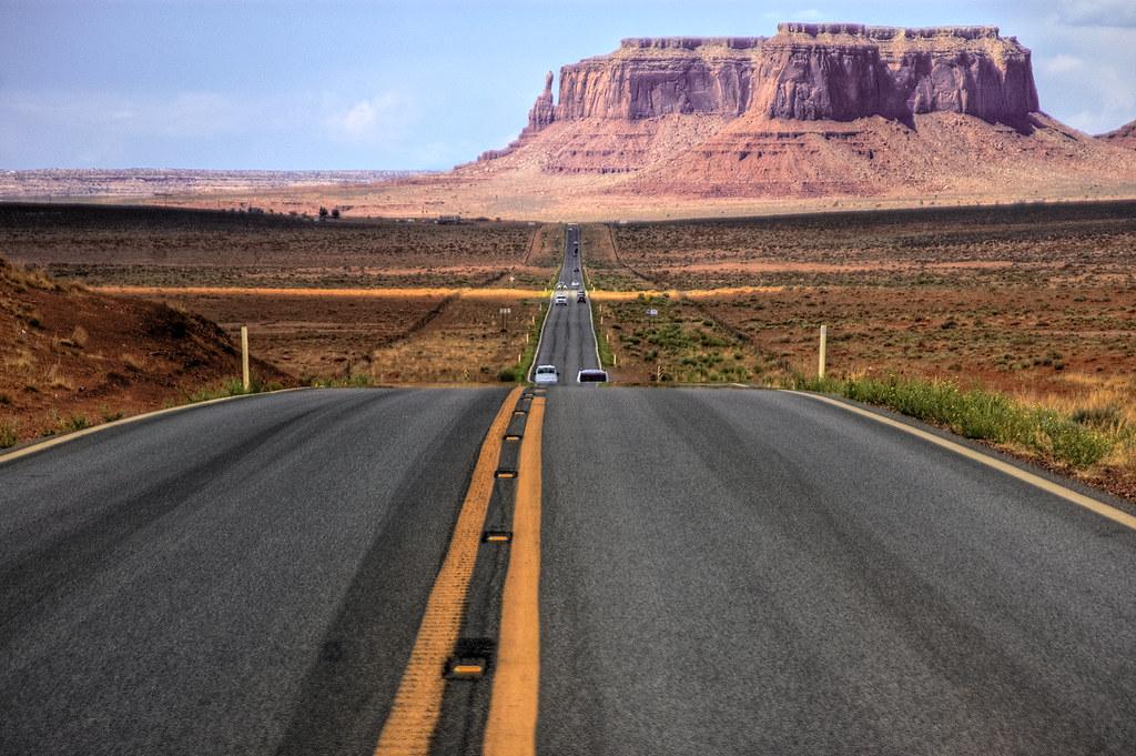 Arizona, autostrada 163..