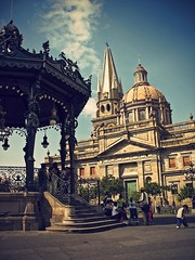 Catedral. (Pablo Leautaud.) Tags: mxico mexico guadalajara jalisco artphoto pleautaud