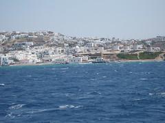 Mikonos (sansevieria&) Tags: sea summer sun sol island mar hellas greece grecia verano isla mikonos
