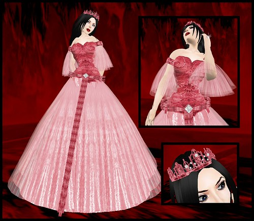 Kouse's Sanctum - Crystal II - Valentine Rose Freebie
