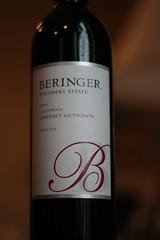 Beringer founders estate cabernet