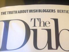 Dubliner on Irish bloggers