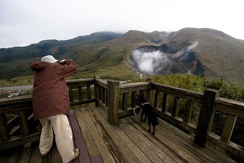 [北部]一人、一車、一狗、一相機