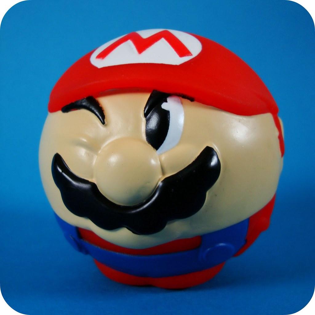 its'a Mario