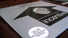 Lexos-the Key (KOKONIS) Tags: original music black adam me grey for us mix key all looking you vinyl record arrow incentive picnik trance lexos thekey dived mrgniqq lexosthekey