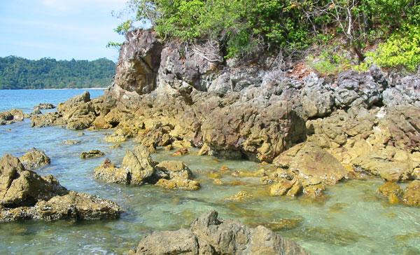 Красоты острова Пайам