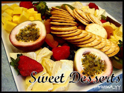 Mentor Lunch: Sweet Desserts