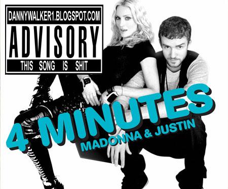 Madonna & Justin - 4 Minutes