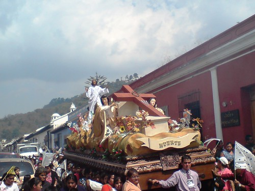 procesiones semana santa guatemala. Guatemala, Semana Santa