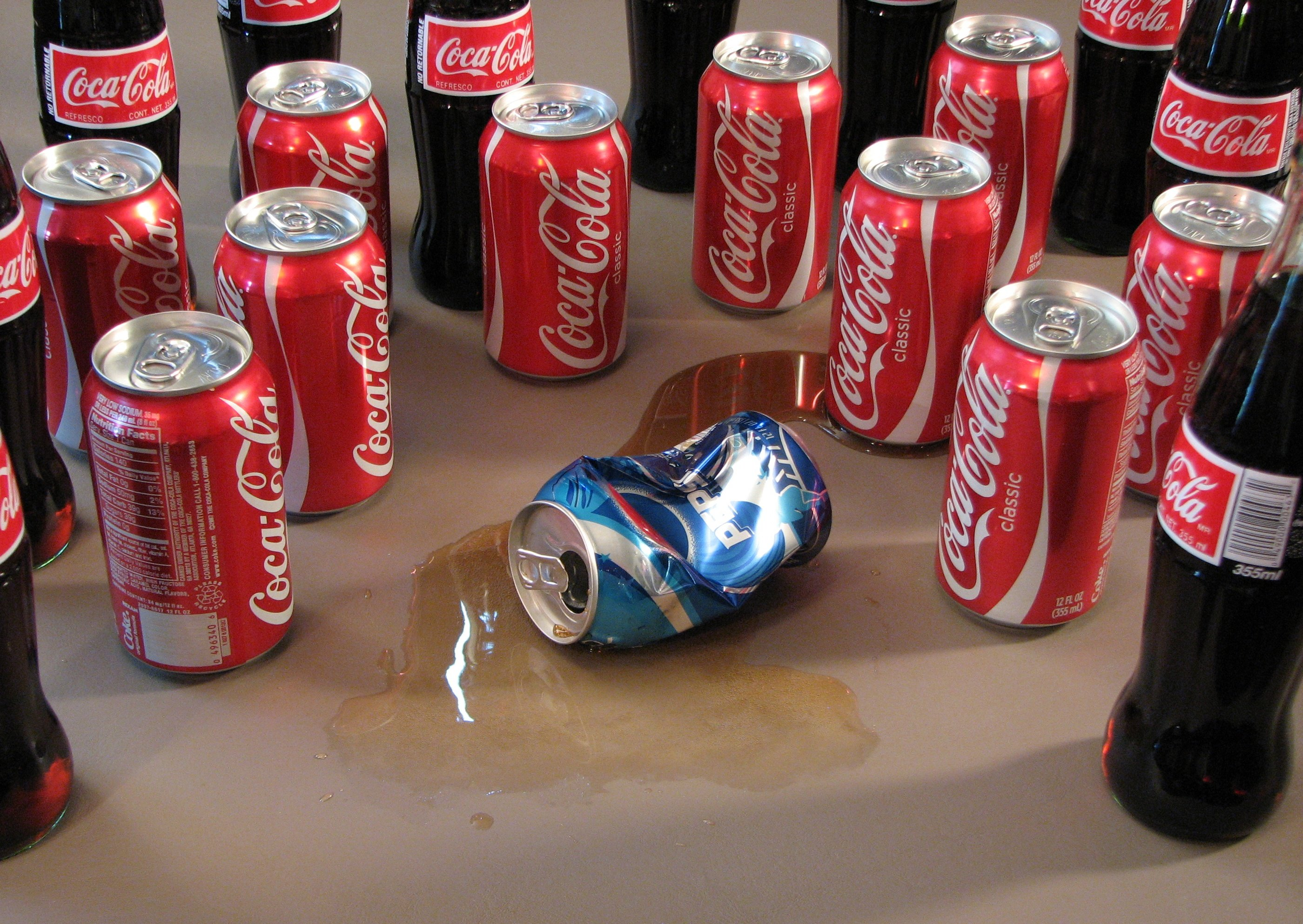 coke and pepsi College essay writing service for coke and pepsi assignment is for both companiespurchase the answer to view it.