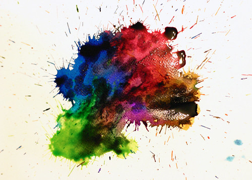 liquid watercolor