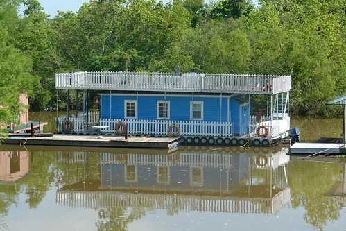 Whiskey River Houseboat