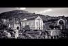 Ghost Town (Fernando Bailón) Tags: ghosttown cinemascope pueblofantasma sigma1850mmf28exdc dflickr180307 mochromatic monocomático