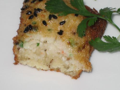 gluten free shrimp toast