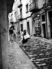 Mujer (david A.F Photography) Tags: canon mujer mural el powershot g9