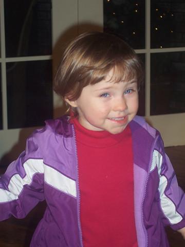 Rachel remains adorable