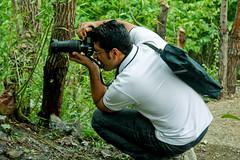 Pose of a hunter (hapal) Tags: portrait canon pose eos photographer iran creativecommons iranian    40d mousavi canoneos40d hapal upcoming:event=509052 hamidnajafi