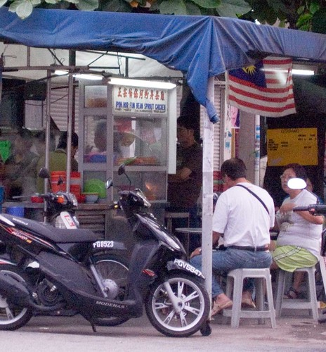 Penang Hawker Food, Travel & Vacation