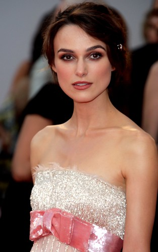 Keira Knightley in Chanel campaign