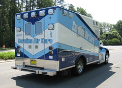 Kenworth Ambulance (UNC Hospitals) (NCnick) Tags: rescue truck nc air hill north chapel ambulance carolina care emergency unc response kenworth worldtruck ncnick