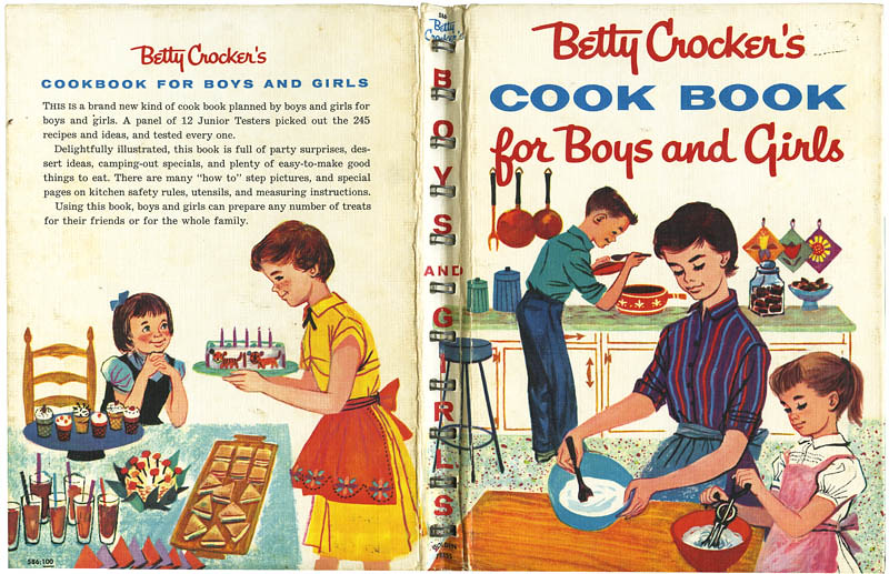 Betty Crocker's Cook Book for Boys and Girls_tatteredandlost
